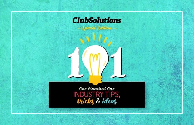 101 tips, tricks and ideas