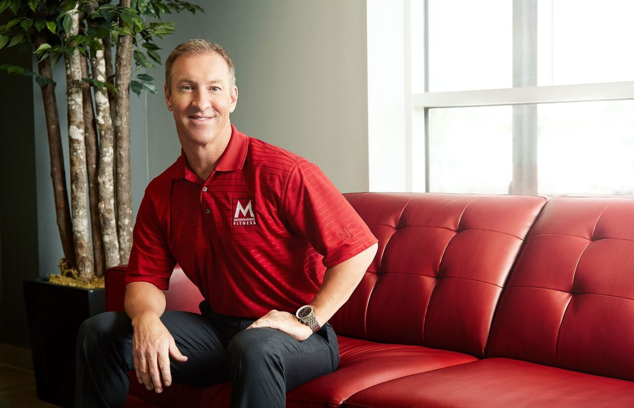 Sweat Equity cover story on Tom Hatten of Mountainside Fitness