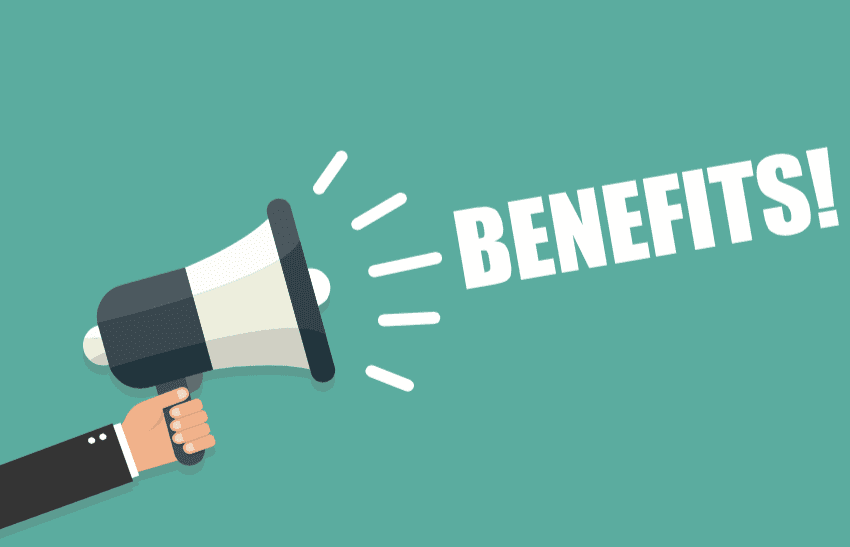 features and benefits