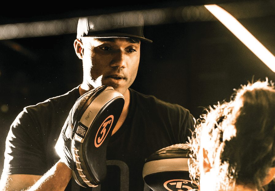 George Foreman III discusses gym technology.