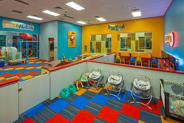 Childcare at Mountainside Fitness