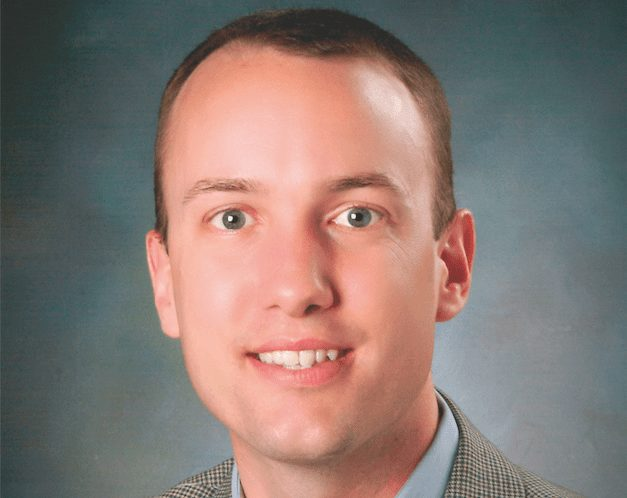 Greg Lyons, the vice president of corporate development for ACAC Fitness & Wellness Centers.