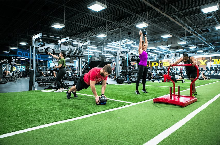 Aktiv Solutions, functional training