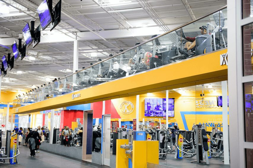 Human capital at Fitness Connection