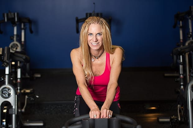 Indoor cycling studio design with Lori Lowell