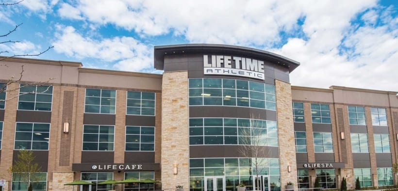 Therabody at Life Time