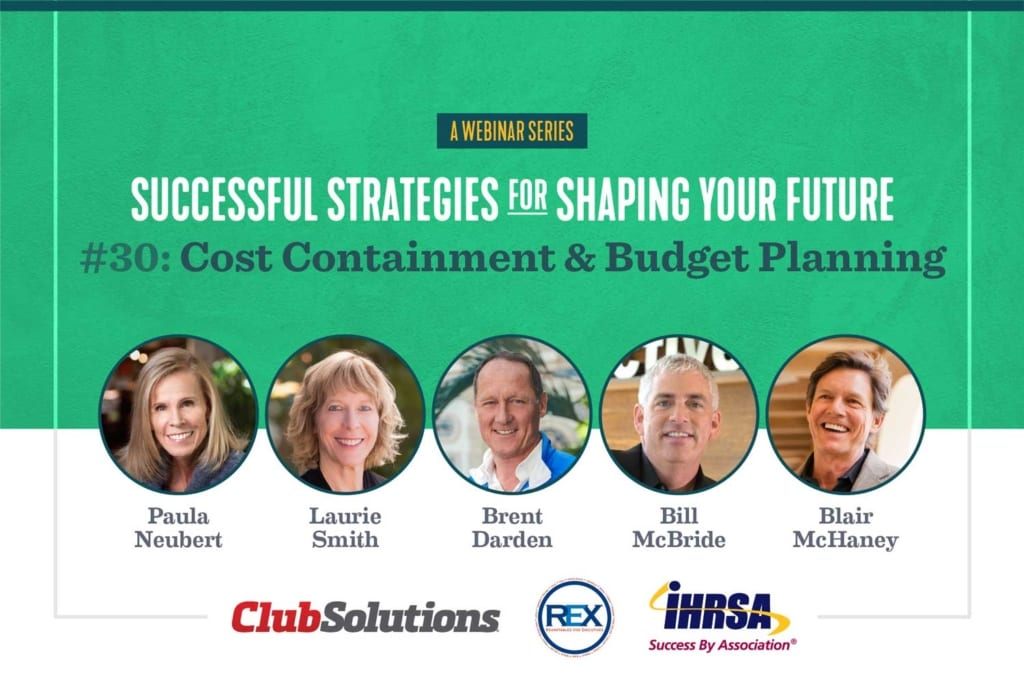Roundtable - cost containment & budgeting