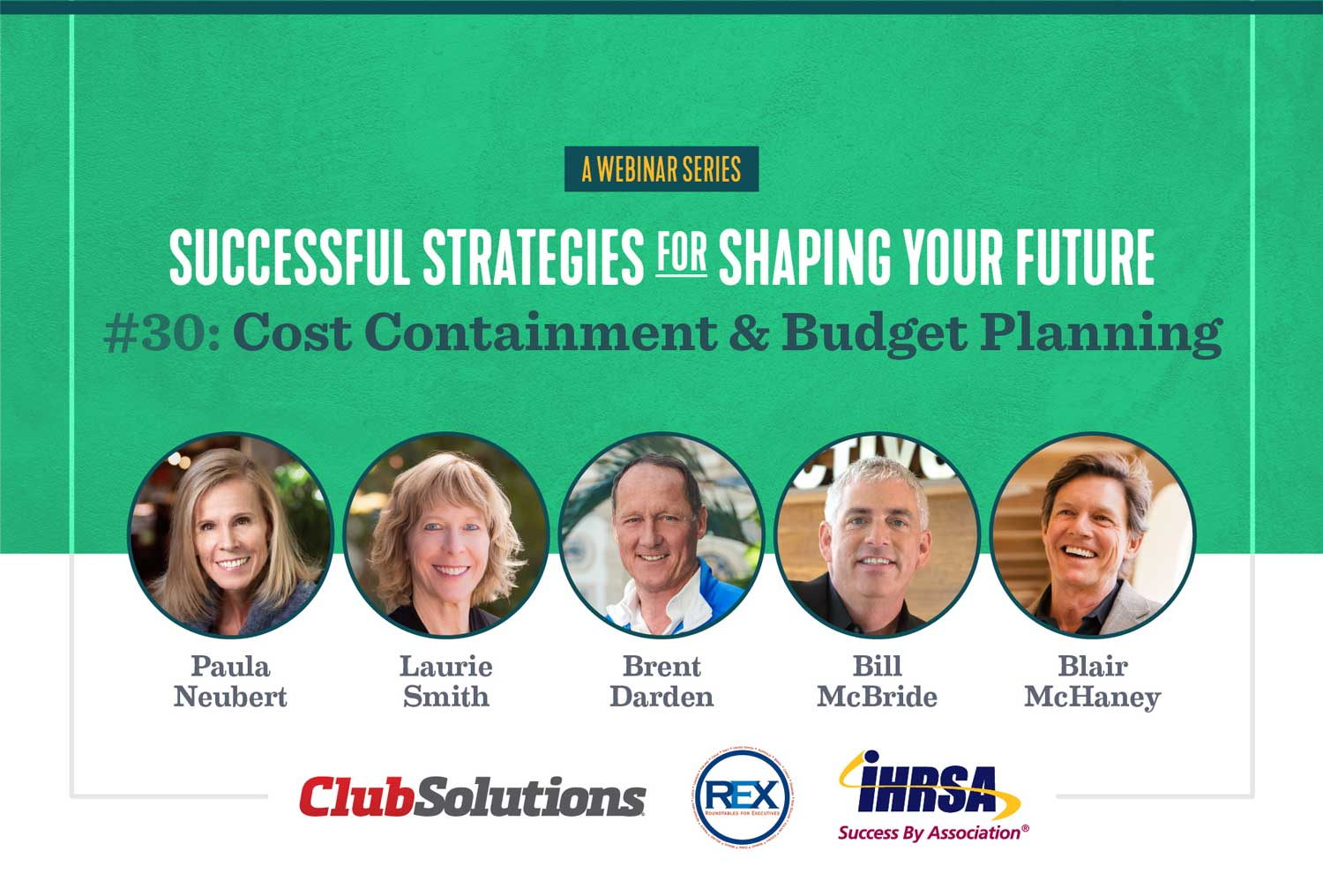 Register: Cost Containment & Budget Planning