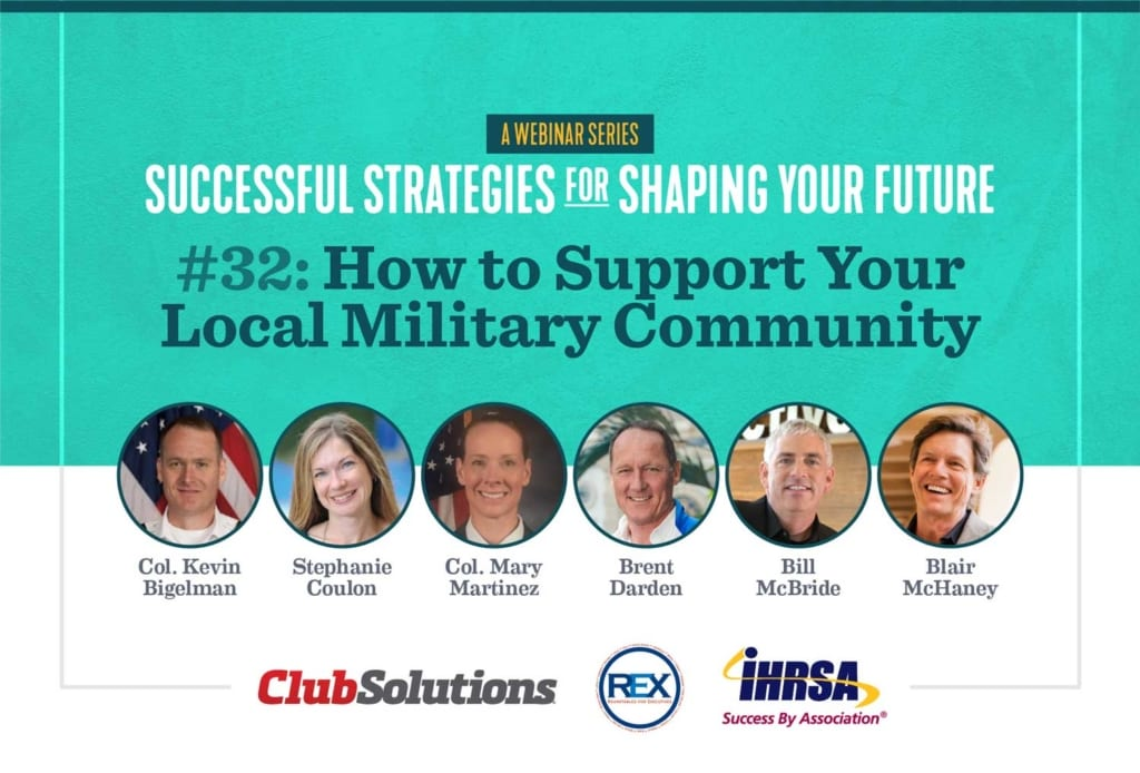 how to support your local military community