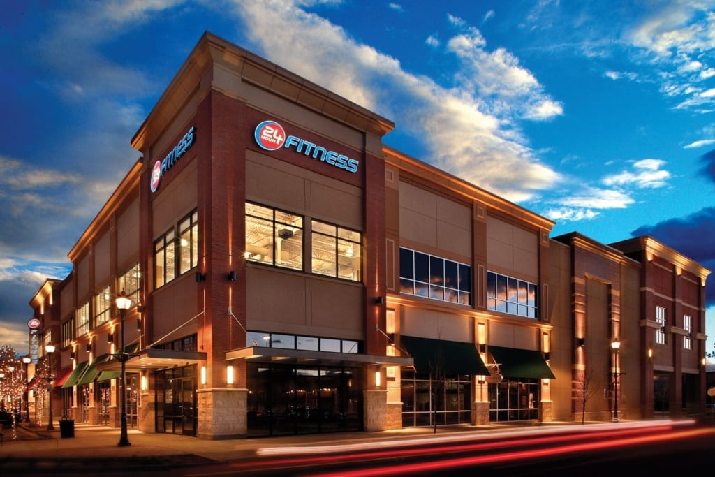 24 Hour Fitness Restructure