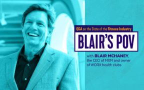 Blair McHaney