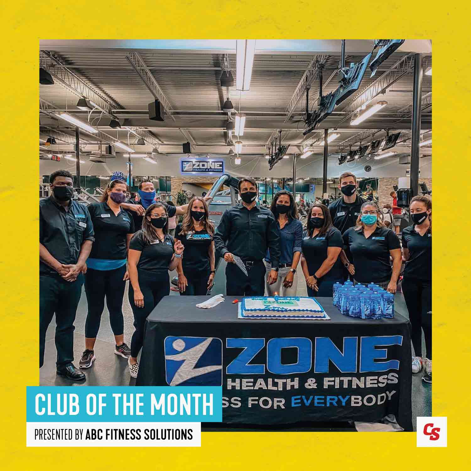 April Club of the Month
