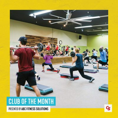 May Club of the Month